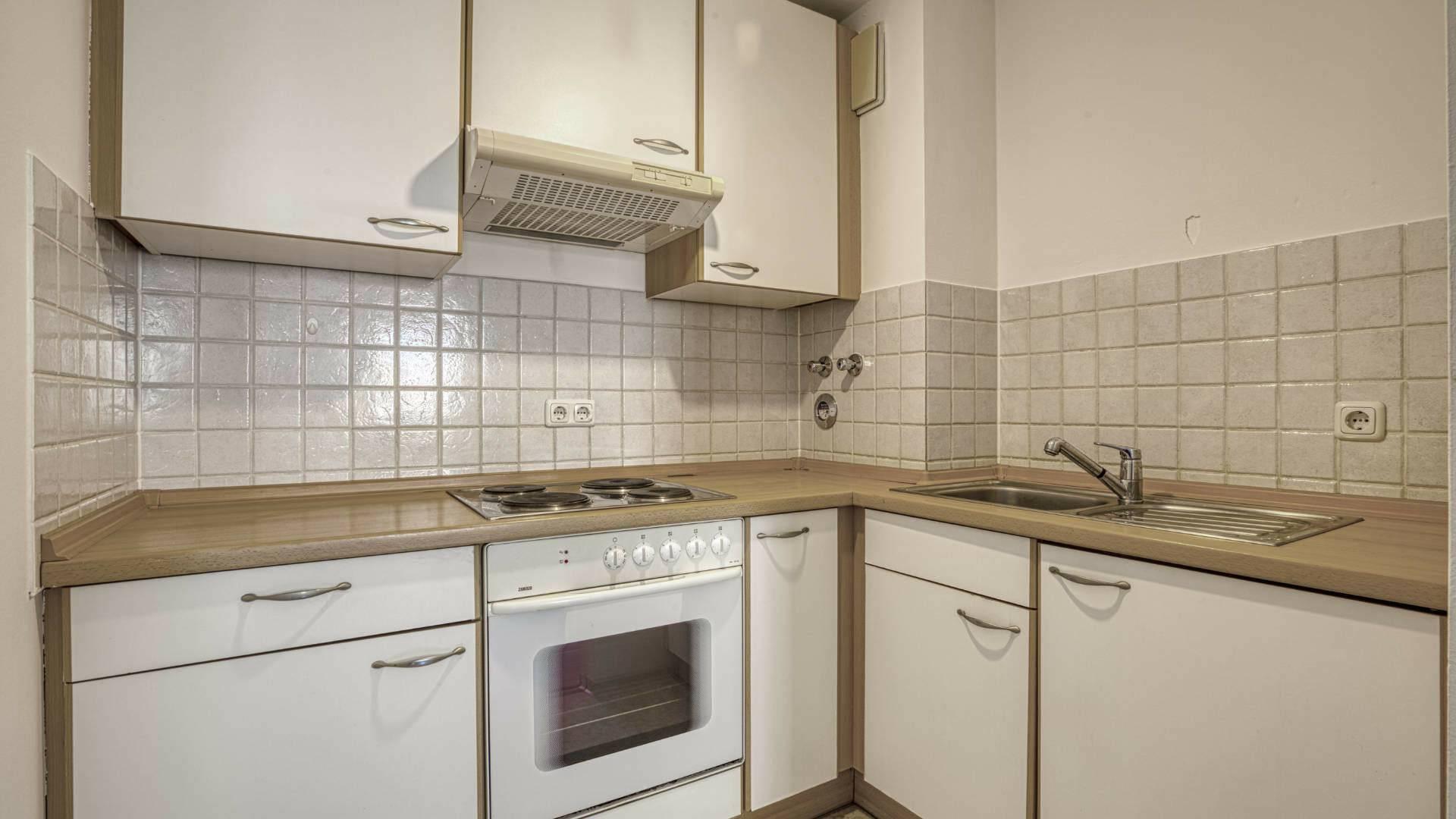 Moosach Wohnung kaufen Küche
