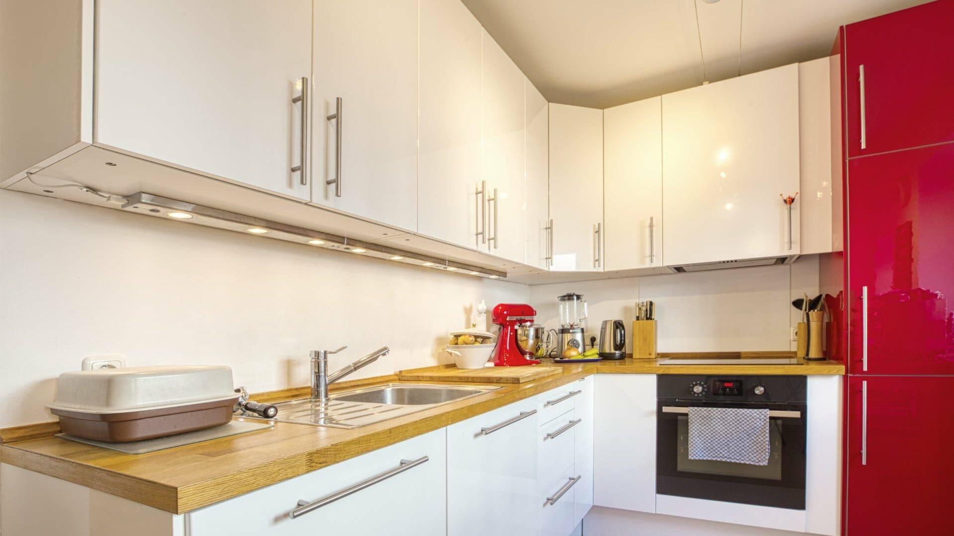 Obersendling Wohnung Küche