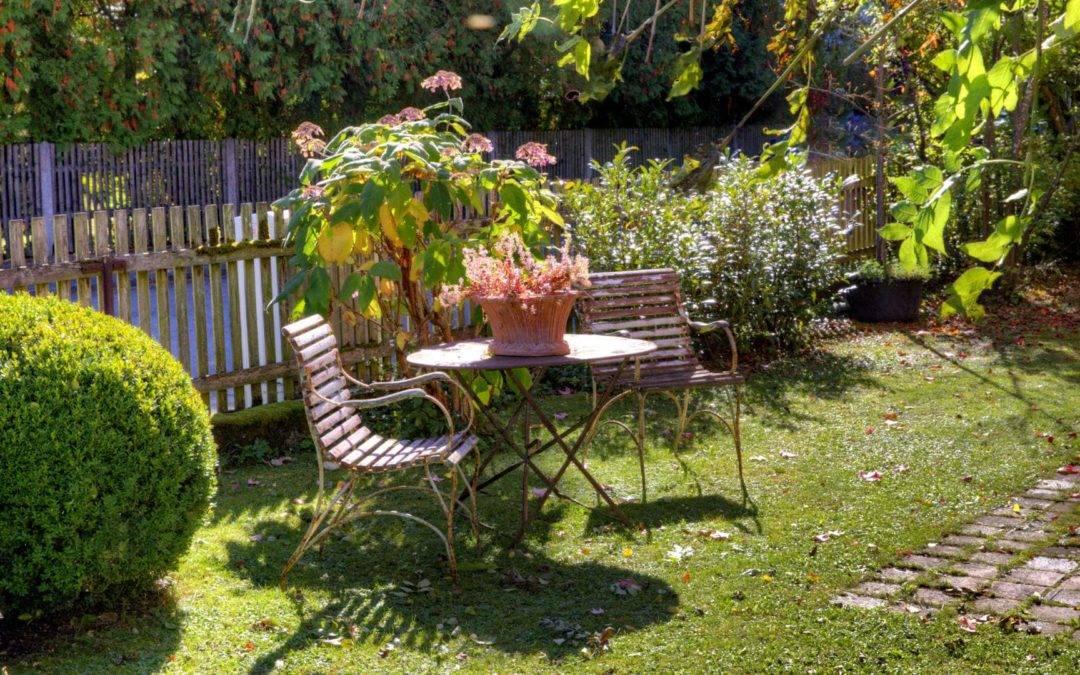 Gartenwohnung vermieten: Tipps für die Vermietung